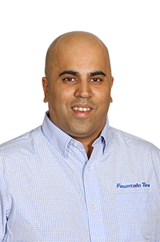 RO PANCHOLI - Fountain Tire manager