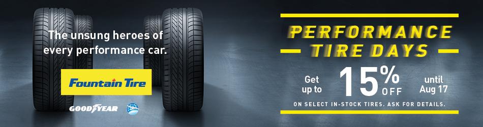 KELOWNA - Tire Shop, Auto Repairs & Oil Changes - Fountain Tire