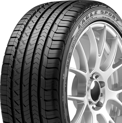 goodyear eagle sport all season 205 55r16 fountain tire. Black Bedroom Furniture Sets. Home Design Ideas