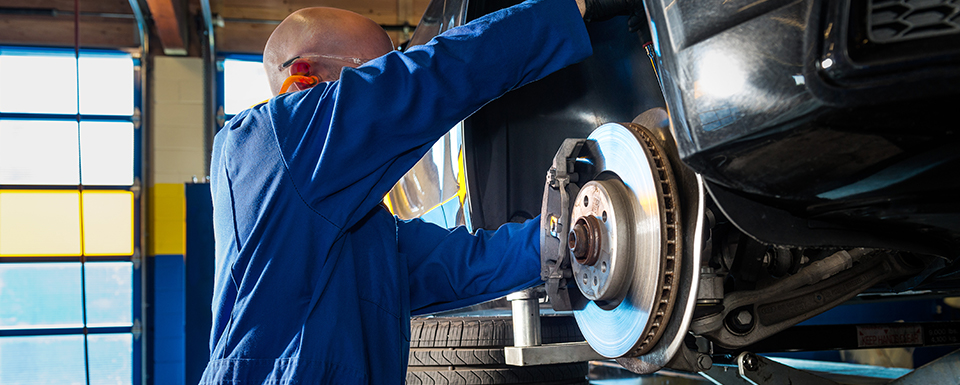 Brake Repair & Replacement - Brake Service