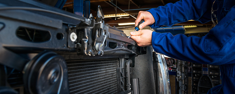 Radiator Repair, Service & Flush
